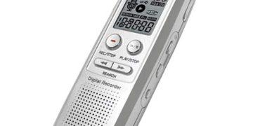 簡単録音機